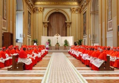 El cónclave elige desde hoy nuevo Papa