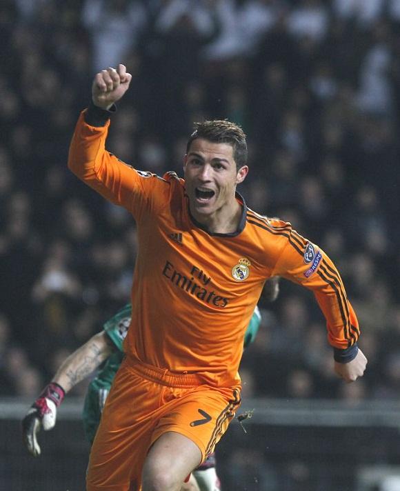 Cristiano Ronaldo. FOTO: Jesús Aguilera.