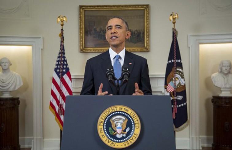 """Barack Obama: """"Todos somos americanos"""""""