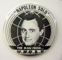 Napoleón Solo, el personaje que