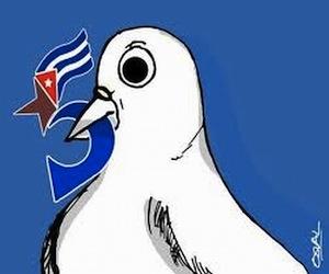 cinco-paloma-paz-caricatura-osvaldo-gutierrez-cuba