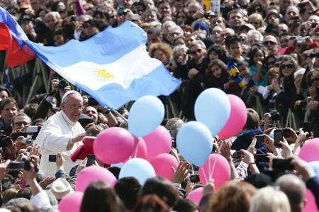 El Papaen mensaje de pascua
