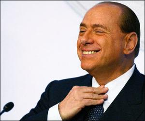 Silvio Berlusconi, Presidente de Italia