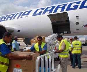 Cubana Cargo. Foto: AIN