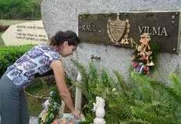 Homenaje a Vilma en el II Frente Oriental