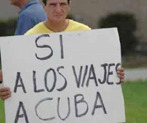 Si a los viajes a Cuba