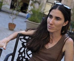 Yoani Sánchez. Foto: AFP/ Getty Images