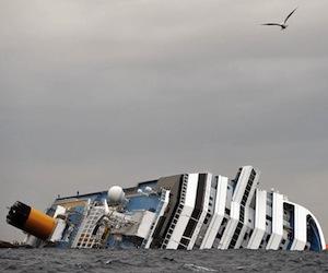 Crucero de lujo Costa Concordia