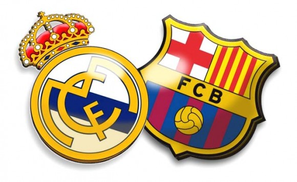 Real Madrid-Barcelona