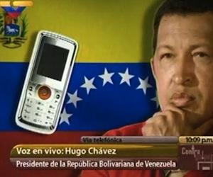 Presidente Chávez