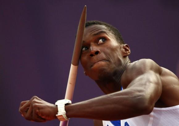 Leonel Suárez. Foto: Reuters