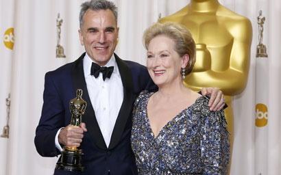 Daniel Day-Lewis gana el Oscar al mejor actor