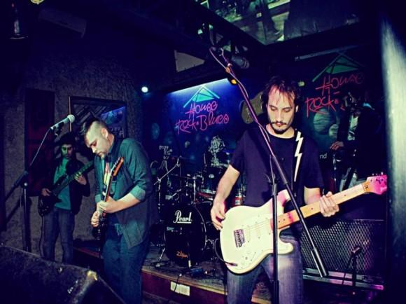 Grupo chileno de rock Elego