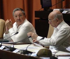 CUBA-LA HABANA-ASAMBLEA NACIONAL DEL PODER POPULAR