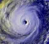 Ojo del Huracán Irene