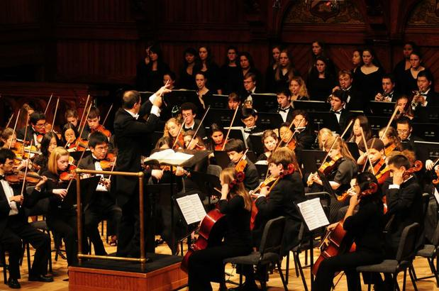 Orquesta de Harvard-Radcliffe (OHR)